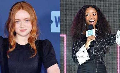 Skai Jackson & Sadie Sink Kick Off Festivities at We Day UN 2019