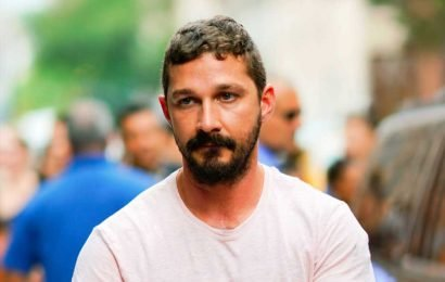 Shia LaBeouf takes his hot sauce very seriously