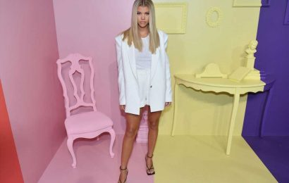 Sofia Richie 'hot as s–t' at Alice+Olivia's NYFW show