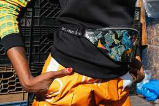 This Fashion Line Is Made From Actual Trash And It Looks Amazing