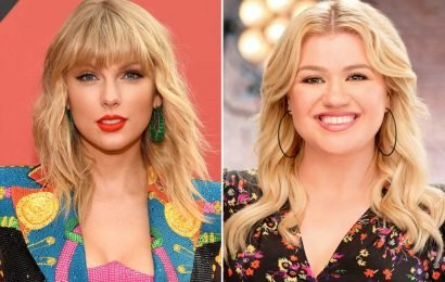 Kelly Clarkson Says Taylor Swift 'Cried a Couple of Times' as The Voice's Mega Mentor