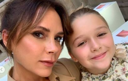Victoria Beckham talks about bullying with daughter Harper – and reveals how it has impacted her parenting