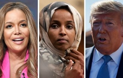 'The View' co-host accuses Trump of 'threatening' Ilhan Omar's life with retweet about 9/11