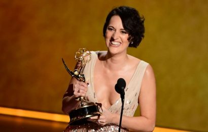 Phoebe Waller-Bridge takes early Emmy comedy honours, fending off formidable rivals