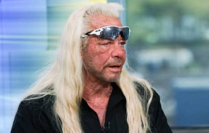 Duane 'Dog the Bounty Hunter' Chapman reveals serious health condition to Dr. Oz