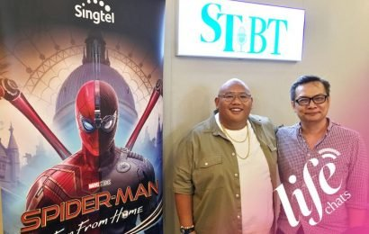"""ST Podcast: Jacob Batalon of Spider-Man; Far From Home says he was a """"troublemaker"""" in school"""