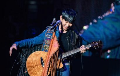 Compass awards: JJ Lin wins big, Linying is first-time winner