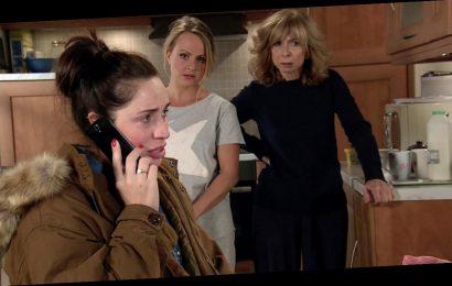Coronation Street spoilers: Shona prepares to marry David Platt as he's finally released from prison