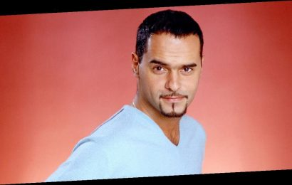 EastEnders' Beppe di Marco star Michael Greco looks unrecognisable in new snaps