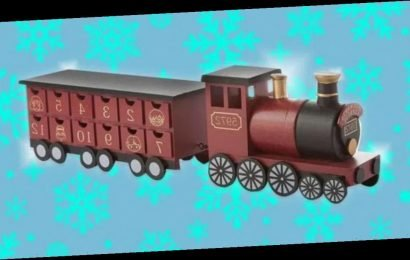 Primark is selling a Harry Potter Hogwarts Express advent calendar – and it's amazing!