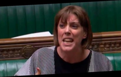 Jess Phillips vows to fill No10 with Ikea furniture — and to compete on Strictly