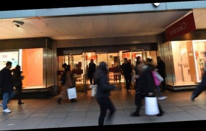 John Lewis 'spied on staff' by fitting mystery shoppers with hidden cameras