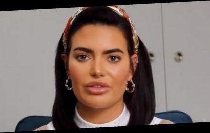 Love Island's Megan Barton-Hanson confesses reason she got in to stripping