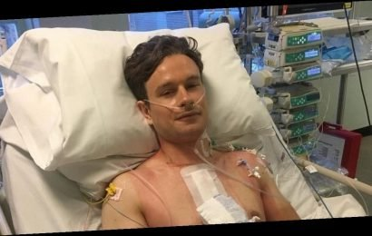 Man, 31, told he needs urgent 'high risk' heart op at routine check up