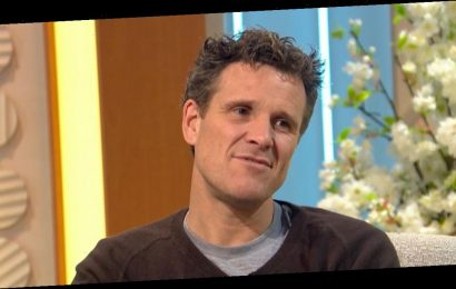 James Cracknell jokes girlfriend won't go dancing with him after Strictly exit