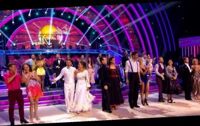 Strictly leader board: Week Five results after controversial vote off