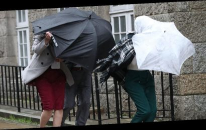 Met Office issues 'danger to life' rain warnings for weekend deluge
