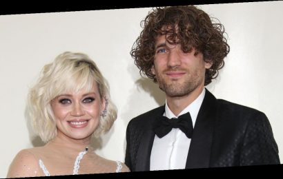 Kimberly Wyatt and Max Rogers explain the inspiration behind son's unique name – EXCLUSIVE