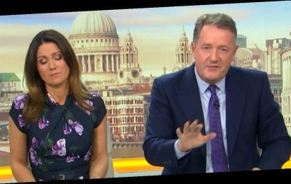 Piers Morgan blasts 'fake and phoney' Meghan Markle in furious rant on GMB