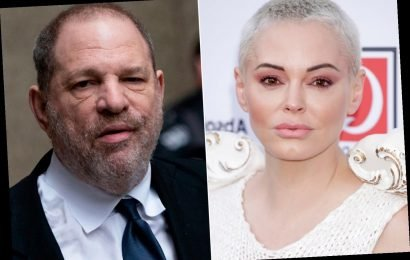 Rose McGowan sues Harvey Weinstein over attempt to 'silence' her