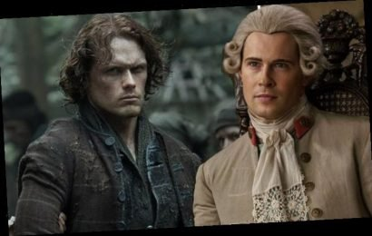 Outlander season 5: Murtagh Fitzgibbons in danger as Lord John Grey star teases conflict