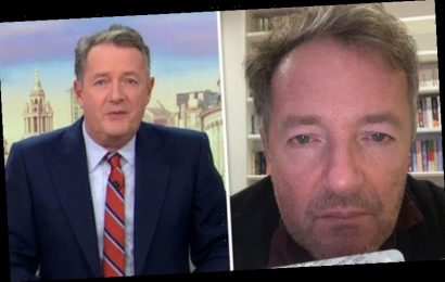 ITV Good Morning Britain: Piers Morgan 'debating future on show' after contract ends