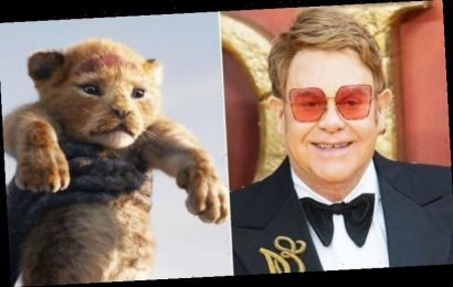 Elton John drops huge bombshell about The Lion King as he BLASTS movie remake