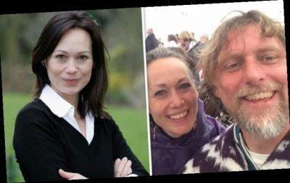 Leah Bracknell's husband Jez Hughes breaks silence on Emmerdale star's death 'Heartbroken'