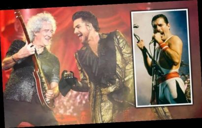 Queen EXCLUSIVE: Brian May on Adam Lambert and Freddie contrast 'He's like NEW BLOOD'