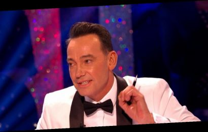 James Jordan calls for Craig Revel Horwood to be sacked from Strictly panel