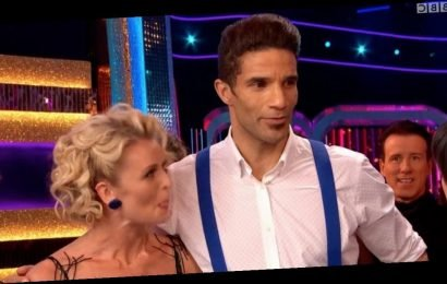 Strictly Come Dancing viewers divided after David James gets the boot