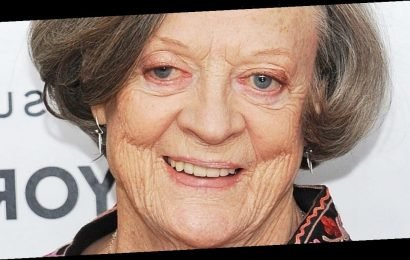 Dame Maggie Smith bemoans fame claiming 'f***ing Downton' ruined her life