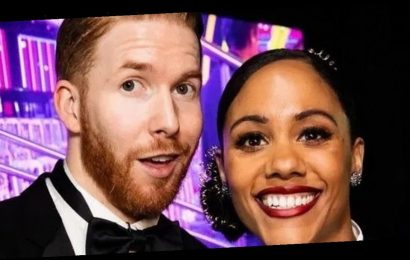 Strictly's Alex Scott says Neil Jones might have to quit show over nasty injury