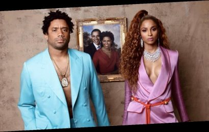 Ciara and Russell Wilson Dressed as Beyoncé and JAY-Z For Halloween, and We're Going Apes**t