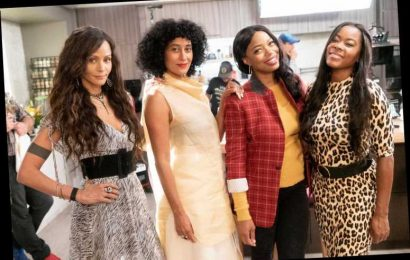 'Girlfriends' Reunion In Full Effect In This Sneak Peek Of 'Black-ish'