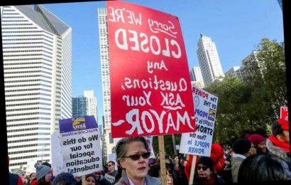 Chicago Reaches Tentative Deal With School Support Staff, But Not With Teachers Union