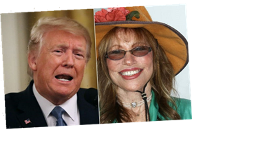 Carly Simon: Donald Trump Was 'All Over Me Like Ugly On An Ape'