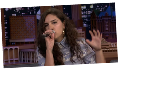 """Alessia Cara Covered """"Bad Guy"""" While Impersonating Ariana Grande, Cardi B, and More"""