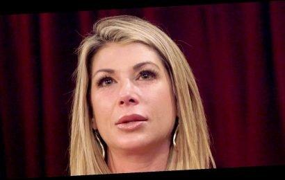 Alexis Bellino Breaks Down Over Her Broken Home After Divorce From Jim