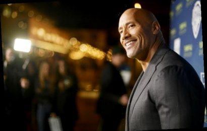 Dwayne Johnson Reveals Production Start Date for 'Black Adam' – Finally