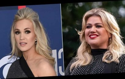 Kelly Clarkson Doesn't Mind Being Mistaken for Carrie Underwood