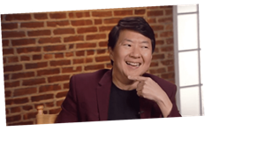 Ken Jeong chats about The Masked Singer, his personal life and his appreciation for First Responders