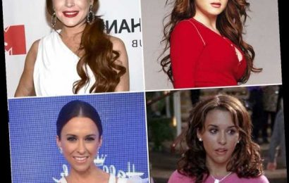 'Mean Girls' Stars: Then and Now