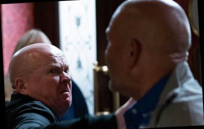 EastEnders spoilers: Phil Mitchell brutally attacks Callum Highway's dad Jonno after he makes homophobic comments to Ben – The Sun