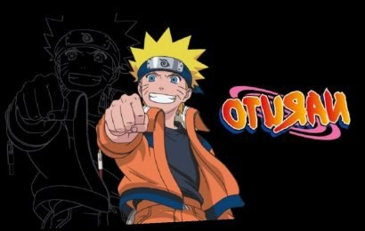 Fans in the UK and Ireland can now stream Naruto from Funimation
