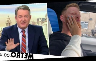 Piers Morgan defends Ben Stokes over 'unfortunate' claims cricketer grabbed wife