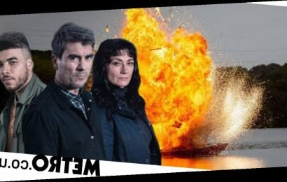 Spoilers: A killer explosion rips apart Cain and Moira in tonight's Emmerdale