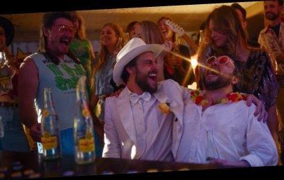 Watch Robert Ellis' Fizzy Saloon Video for 'Topo Chico'