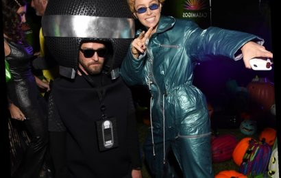 Jessica Biel's Justin Timberlake Costume Has Already Won Halloween
