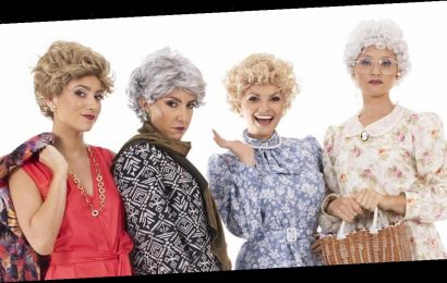 Who's Down to Wear This Golden Girls Group Costume With Me For Halloween?